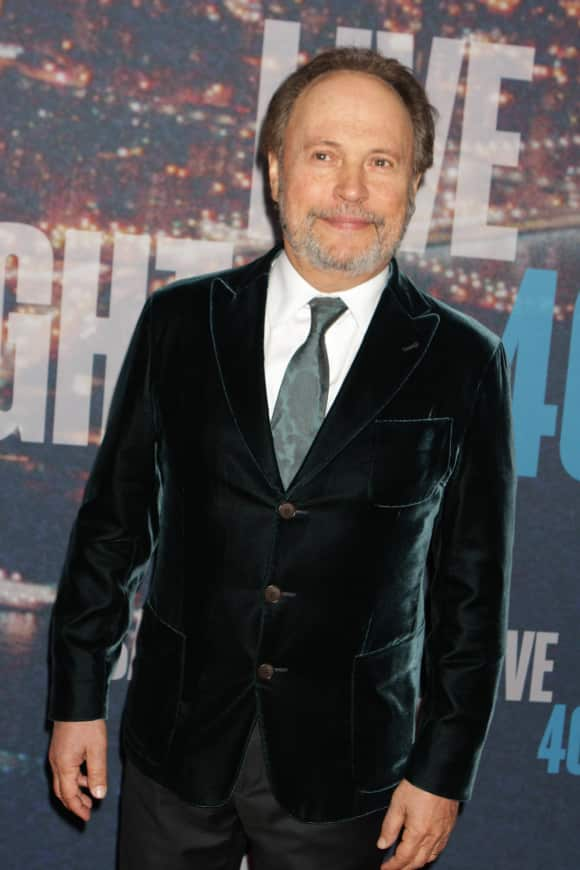 "Billy Crystal at ""SNL"""