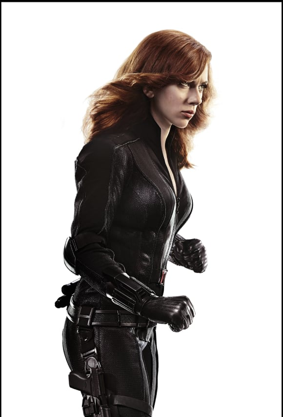 """""""Black Widow"""" first appeared in the MCU in the 2012 movie Iron Man 2 in 2012."""