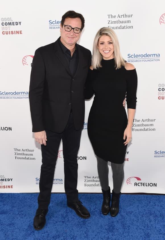 Bob Saget and Kelly Rizzo