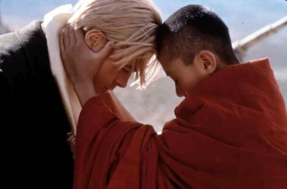 """Brad Pitt """"Sieben Jahre in Tibet"""""""