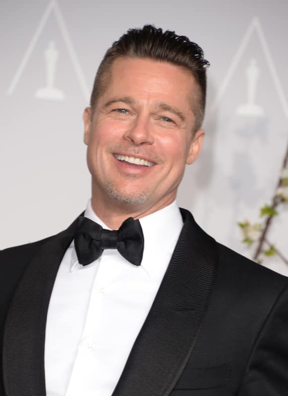 Brad Pitt ist eine der einflussreichsten Personen in Hollywood