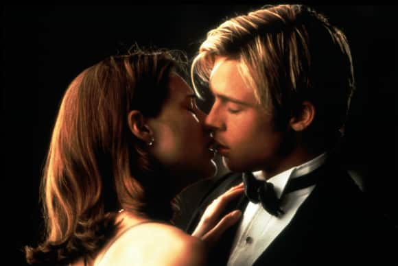 Brad Pitt Claire Forlani Meet Joe Black 1998