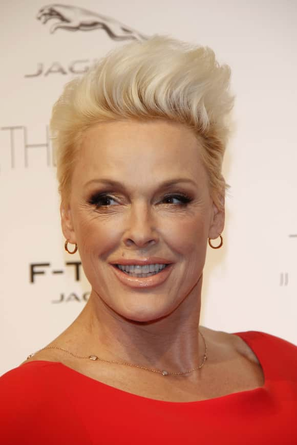 Brigitte Nielsen has once been in a relationship with Sylvester Stallone