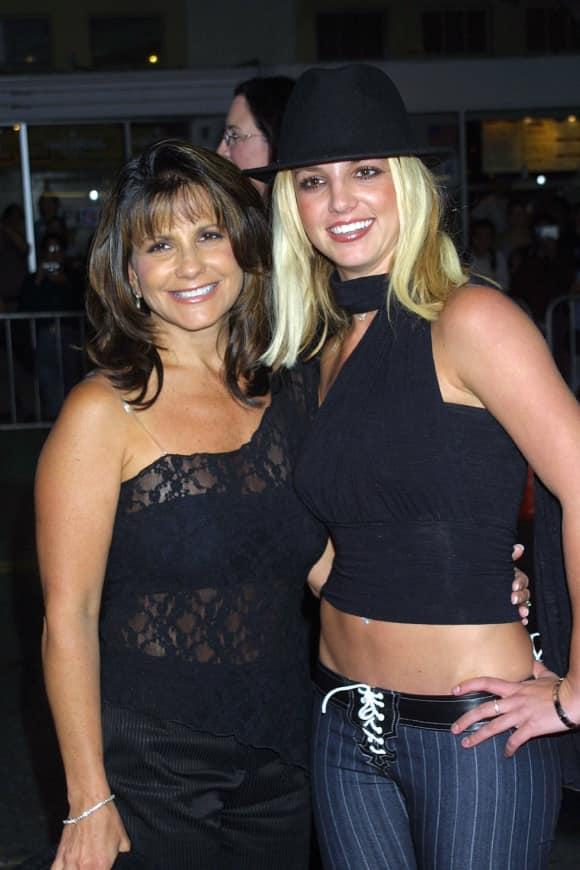 Britney Spears Lynne Spears