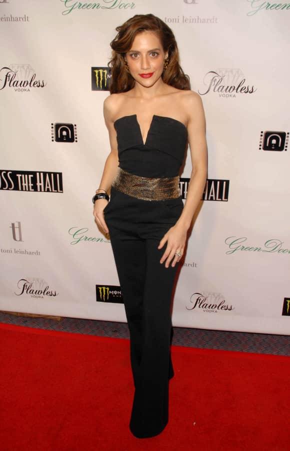 """Clueless"" star Brittany Murphy"