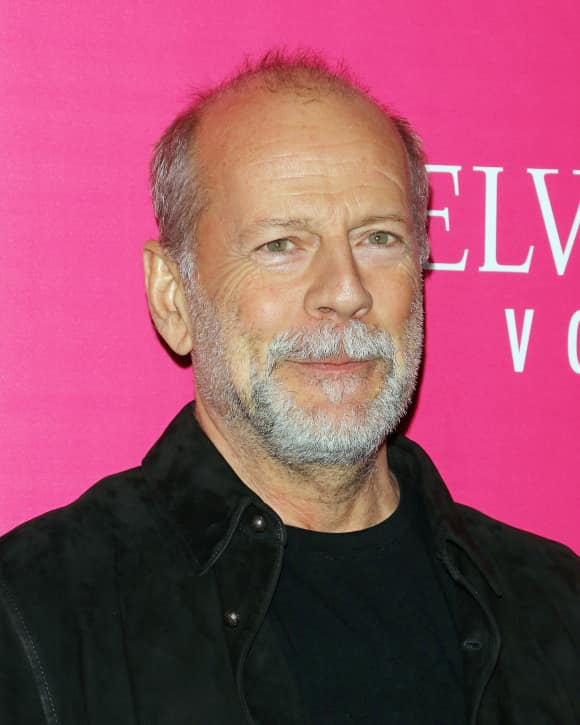 Hollywood superstar Bruce Willis