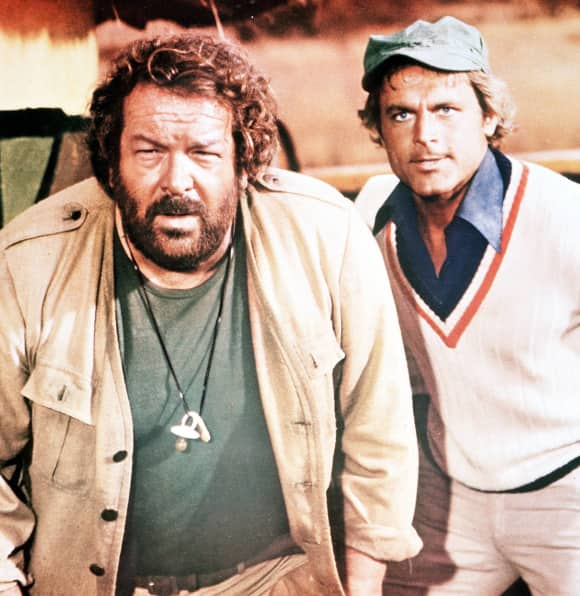 Bud Spencer and Terence Hill