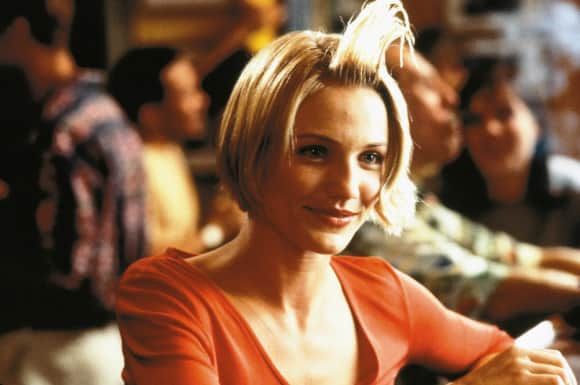 "Cameron Diaz in ""There's Something About Mary"""