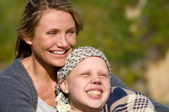 "Cameron Diaz in ""My Sister's Keeper"""