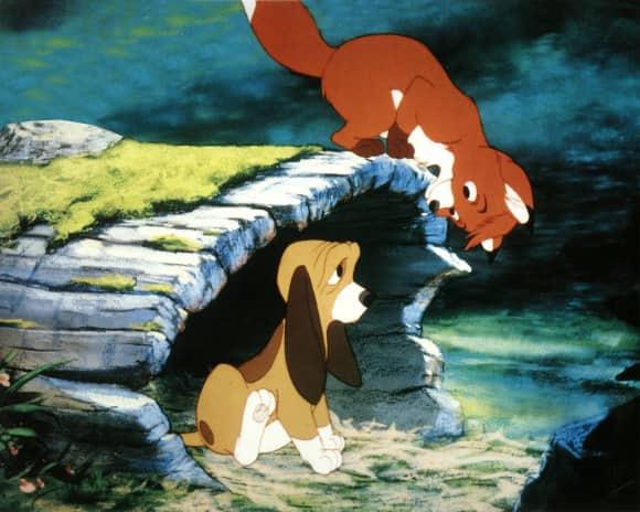 """Walt Disneys """"Cap und Capper"""""""