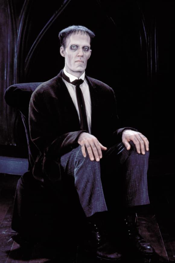 "Carel Struycken as ""Lurch"" in ""The Addams Family"""
