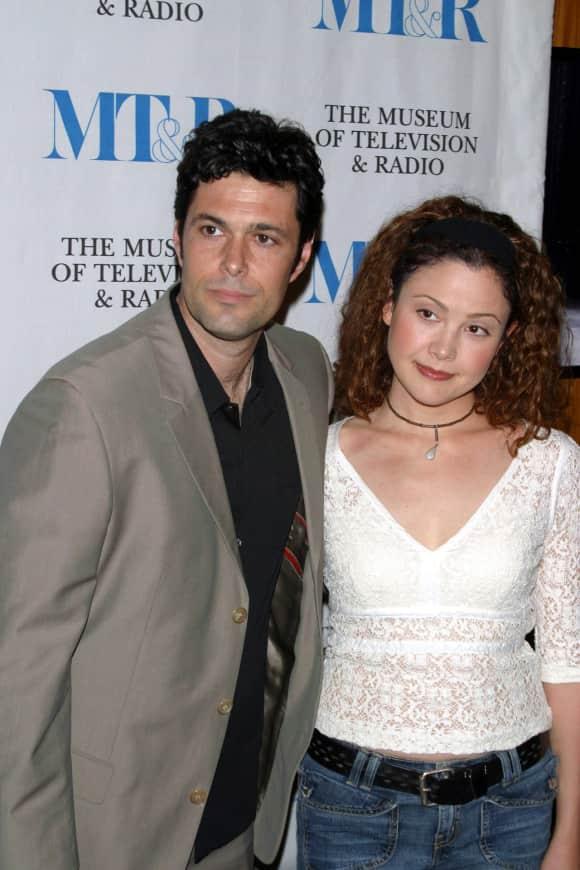 "Carlos Bernard and Reiko Aylesworth starred on ""24"""