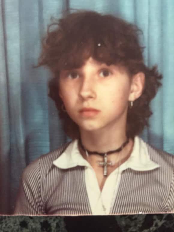 So sah Carmen Geiss als junges Mädchen aus. Die 50-Jährige ist kaum wieder zu erkennen.