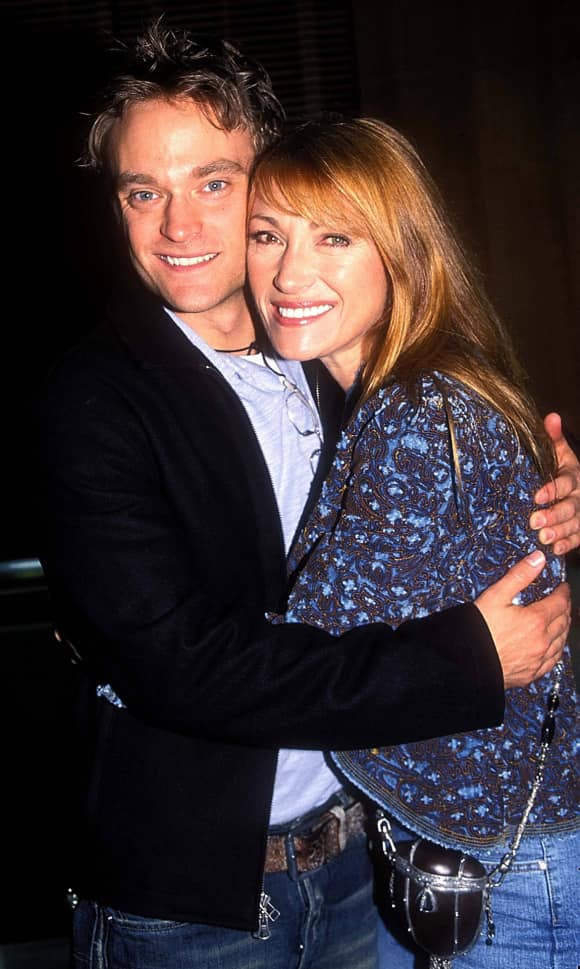 Chad Allen and Jane Seymour 2003 Reunion