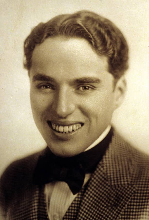 Sir Charles Spencer Chaplin Jr.