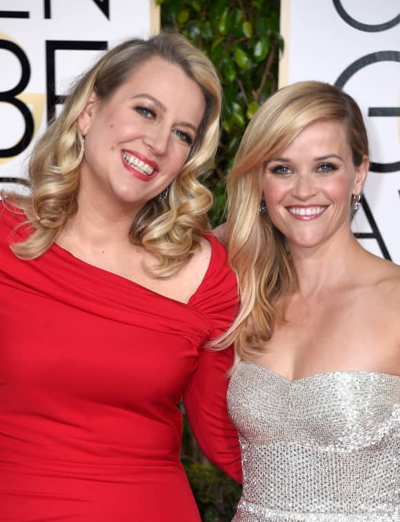 Reese Witherspoon and Cheryl Strayed