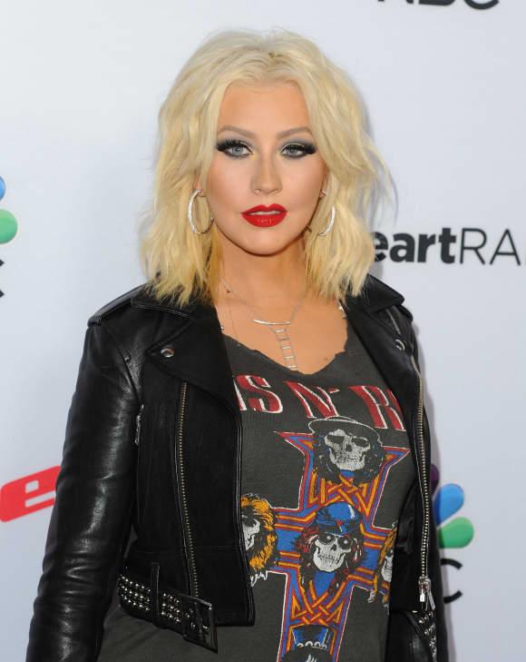 Christina Aguilera hat jetzt kürzere Haare