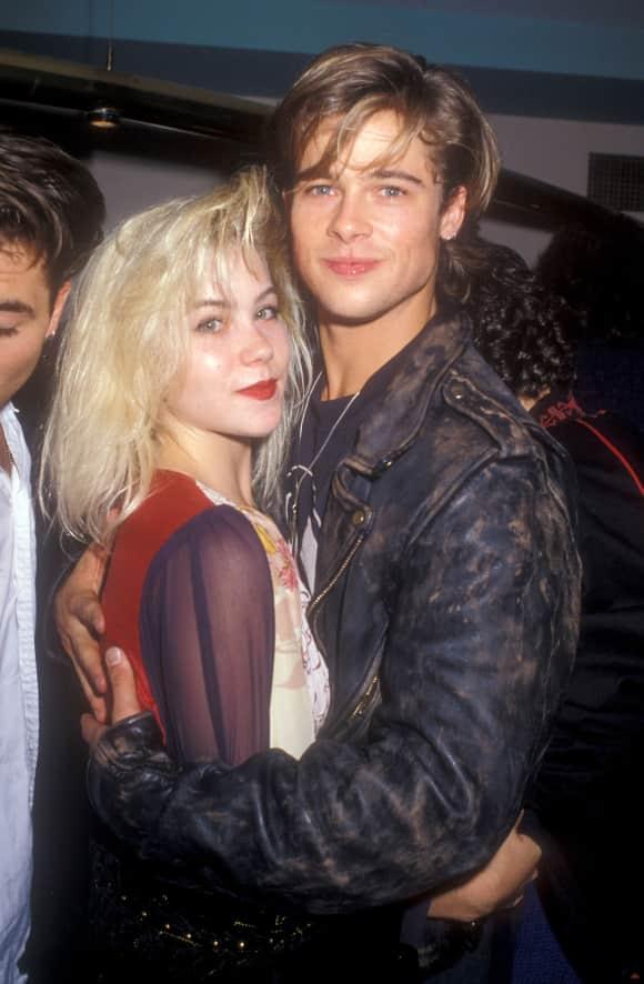 Christina Applegate und Brad Pitt waren mal ein Paar