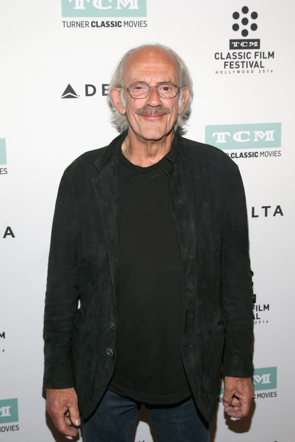 Christopher Lloyd at TCM Classic Film Festival