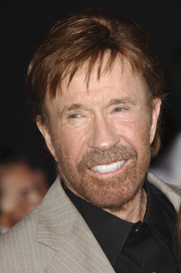 So sieht Chuck Norris heute aus