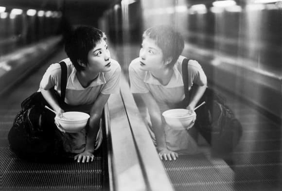 """Faye Wong in """"Chungking Express"""""""