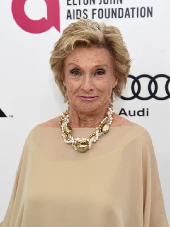 "Cloris Leachman is the grandmother in ""Malcolm in the Middle"""