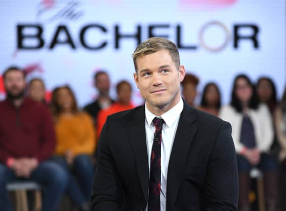 Season 23 Bachelor Colton Underwood