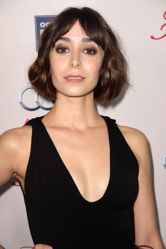 Cristin Milioti was the mother in HIMYM