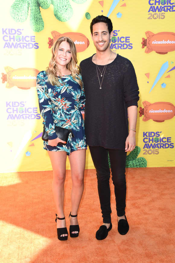 Dagi Bee und Sami Slimani durften zu den Kids Choice Awards nach Los Angeles