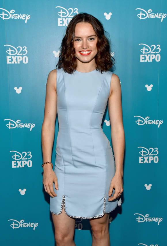 """Daisy Ridley spielt im siebten Teil von """"Star Wars"""" die Rolle """"Rey"""""""