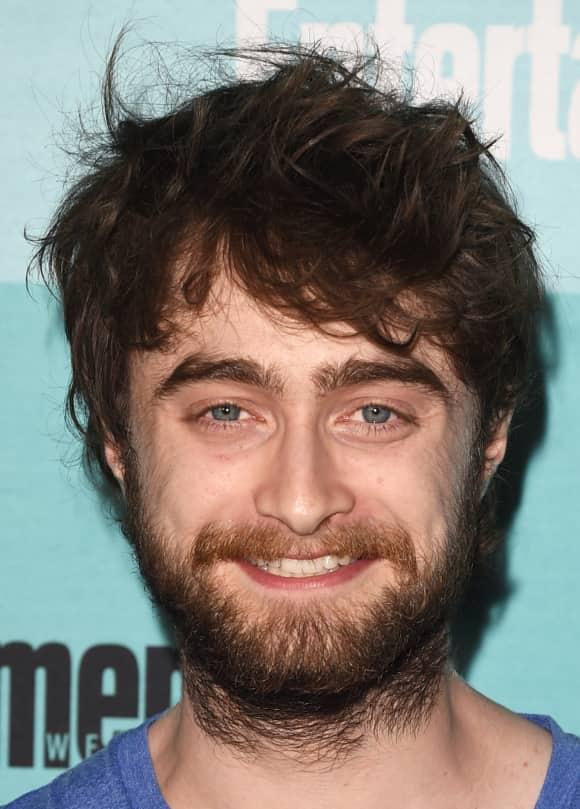 Daniel Radcliffe ist kaum wiederzuerkennen