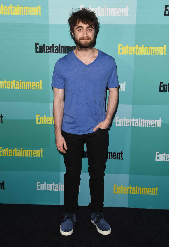 Daniel Radcliffe trägt jetzt Vollbart