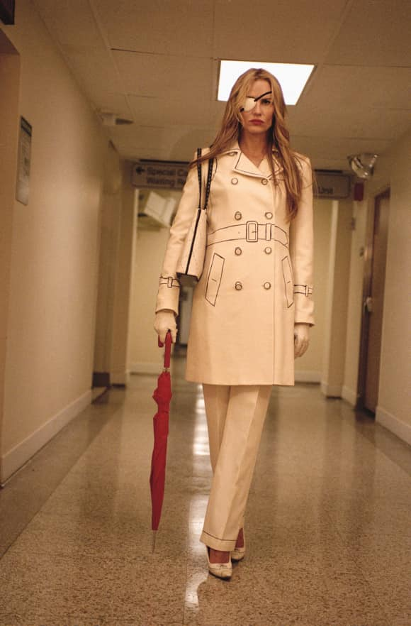 """Daryl Hannah plays the role of """"Elle Driver"""" in """"Kill Bill"""""""