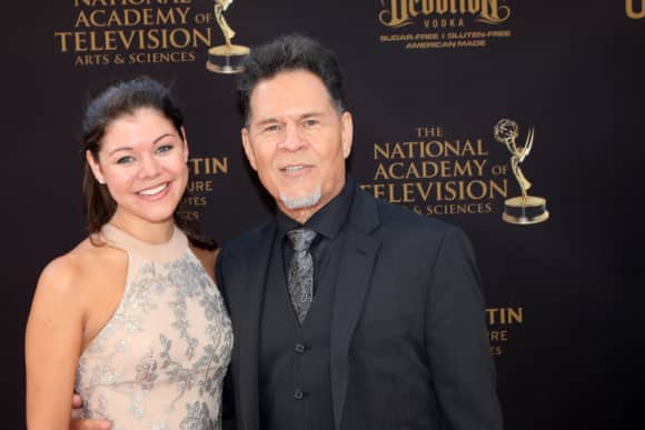 Devon Makena Martinez and A Martinez  Daytime Emmy Awards 2016, Los Angeles