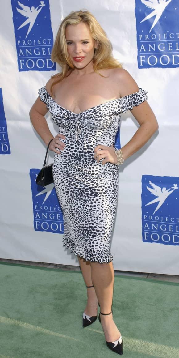 Devon Odessa bei der Angel Awards Gala