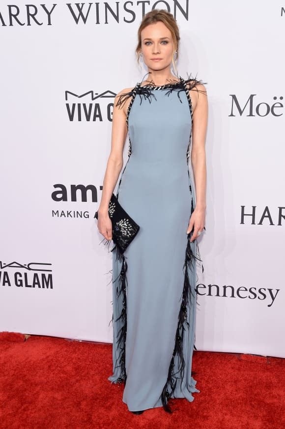 Diane Kruger auf der amfAR-Gala 2016