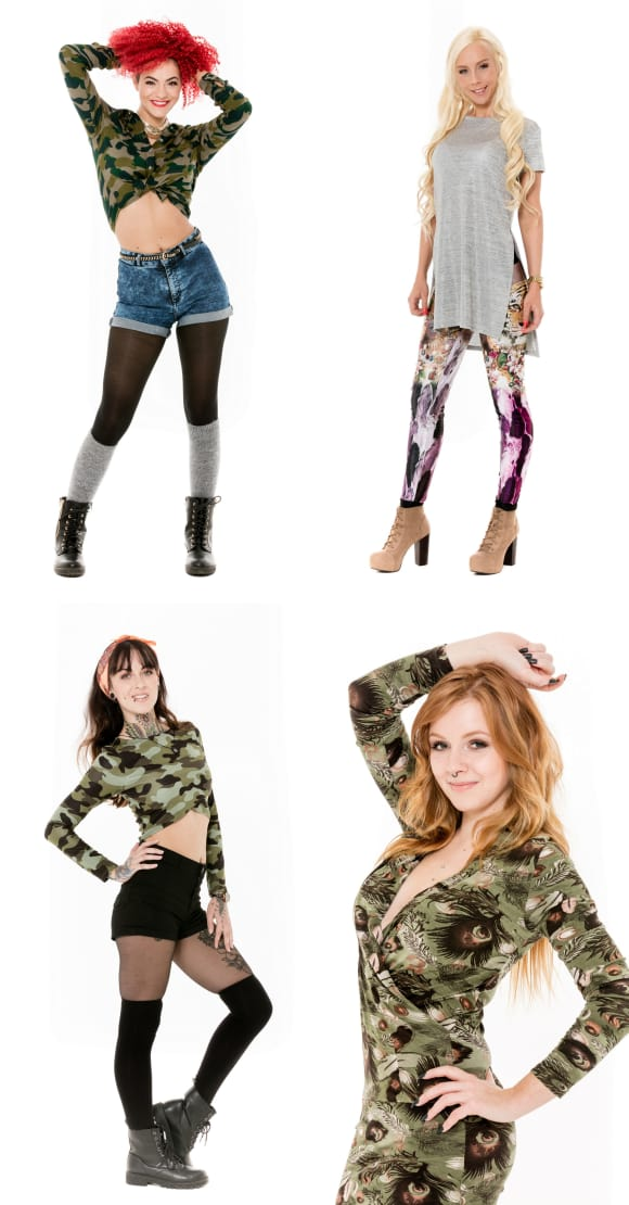 """Die """"Berlin Tag und Nacht""""-Stars super sexy BTN Peggy, Jessica, Caro"""