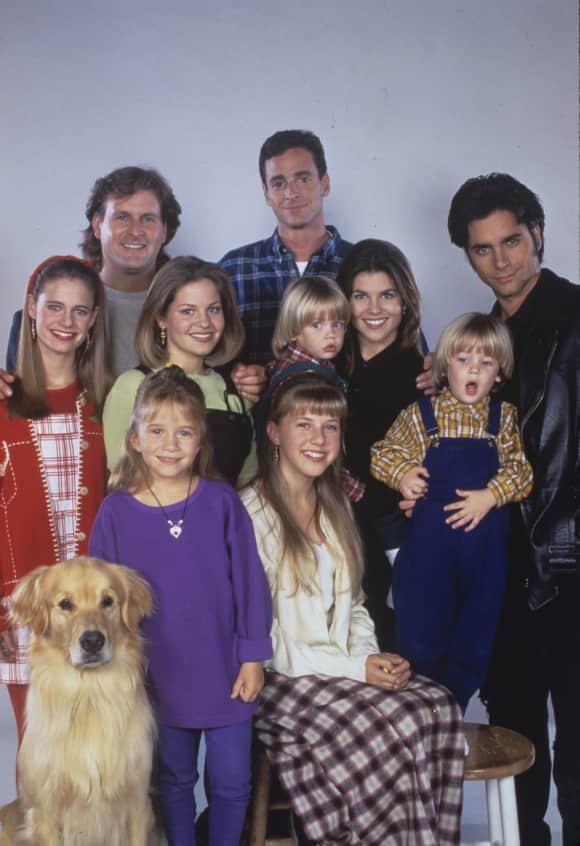 """Die """"Full House""""-Stars im Jahr 1994"""