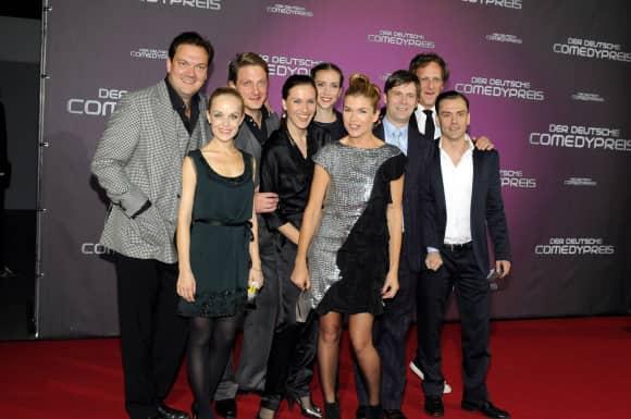 """Die """"Ladykracher""""-Stars 2010"""