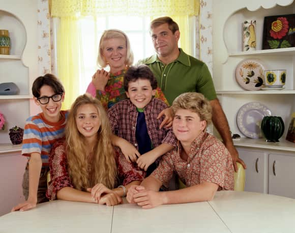 """The Wonder Years"" cast"