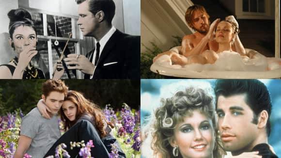The most beautiful movie couples of all time