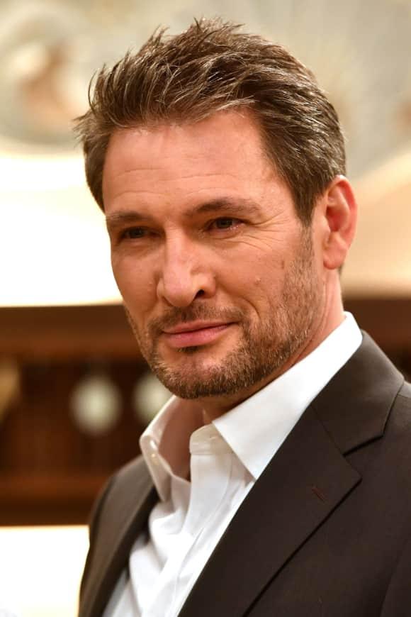 """Dieter Bach ist einer der neuen Hauptdarsteller bei """"Sturm der Liebe"""""""