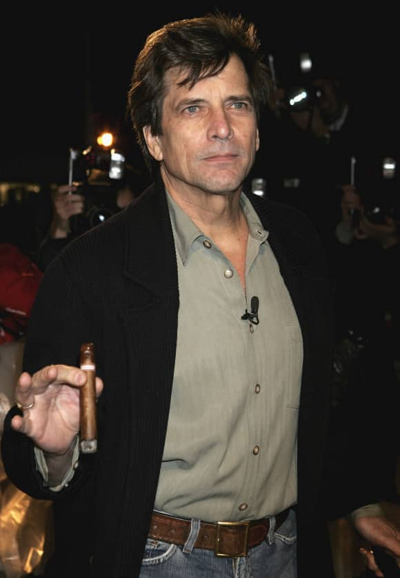 "Dirk Benedict played ""Face"" in ""The A-Team"""