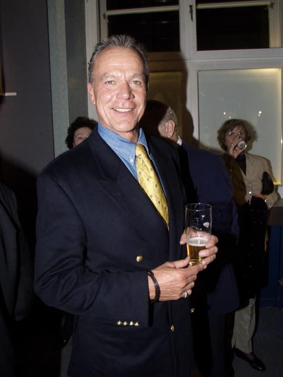 Dirk Galuba im Jahr 2002