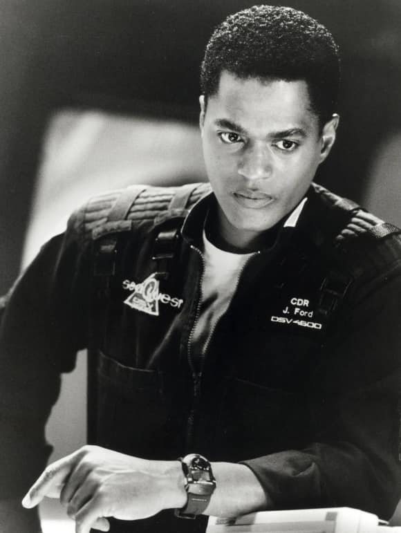 "Don Franklin in ""Seaquest"""