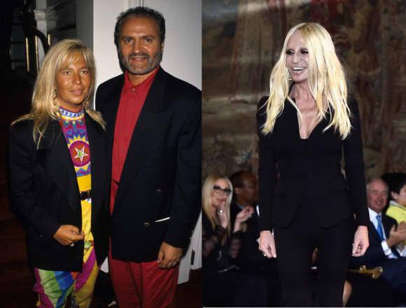 Mode-Designerin Donatella Versace