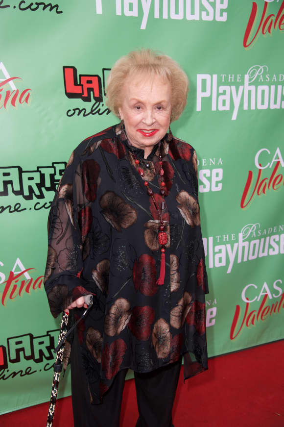 TV-star Doris Roberts in 2006