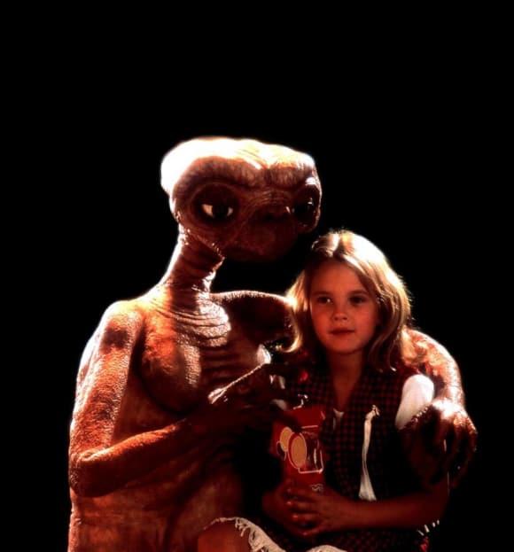 Drew Barrymore E.T.