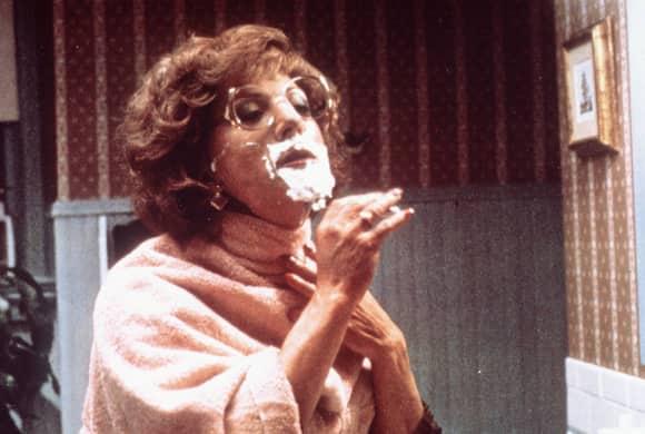 """Dustin Hoffman in """"Tootsie"""""""