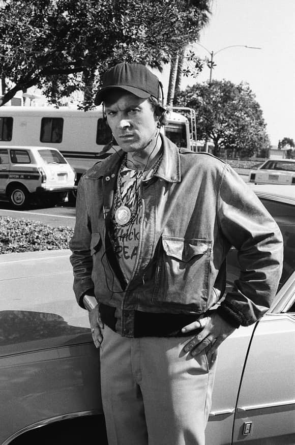 "Dwight Schultz played ""Captain H. M. Murdock"" in ""The A-Team"""